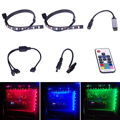 Blue Led Case Lights in Florida - 1