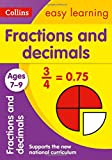 Collins Easy Learning KS2 – Fractions and Decimals Ages 7-9