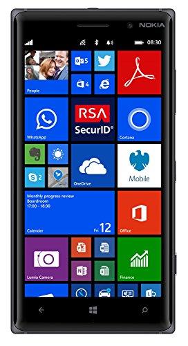 Nokia Lumia 830 RM-983 16GB Unlocked GSM 4G LTE Windows 8.1 10MP Camera Smartphone - Black