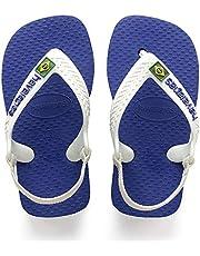 Havaianas Unisex Babies' Brasil Logo II Flip Flops