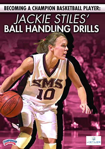 Individual Ball Handling Drills - Becoming a Champion Basketball Player: Jackie Stiles' Ball Handling Drills
