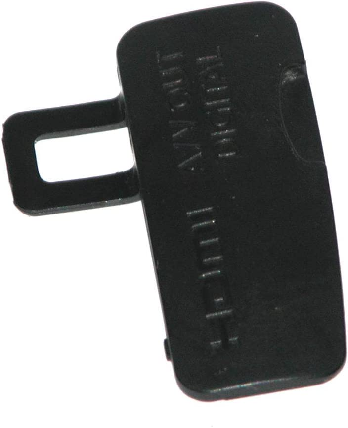 Camera Repair Parts Replacement Side AV//HDMI Port Rubber Cover for Canon SX30IS Digital Camera