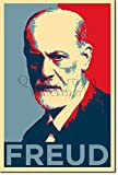 Sigmund Freud Art Print 'Hope' - 12x8 High Quality Photographic Poster - Unique Art Gift