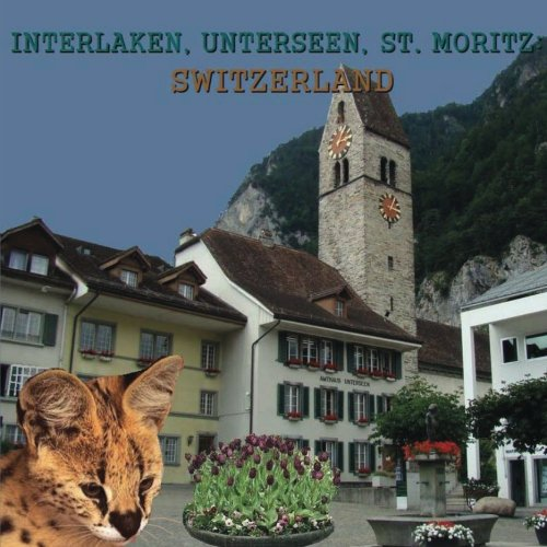 Interlaken, Unterseen, St. Moritz: Switzerland