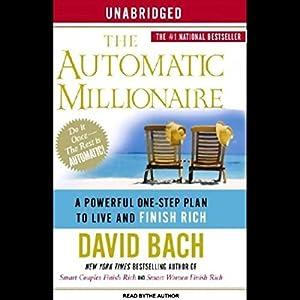 The Automatic Millionaire Audiobook
