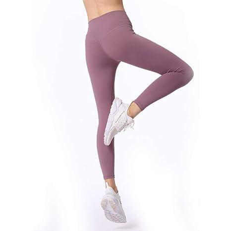 ZMJY Medias Pantalones de Yoga, Leggings para Mujeres Que Sudan y ...