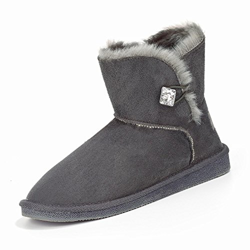 Canadians Boots Grau