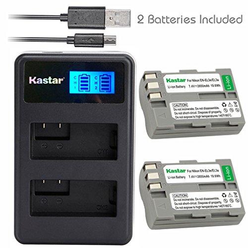Power Battery D80 Digital Camera - 7