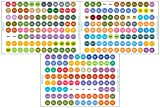 doTERRA Essential Oils Labels – Includes ALL OILS as of Spring 2017 – Includes Multiple doTERRA Bottle Cap Stickers for ALL doTERRA Oils – Perfect Lid Stickers to Keep Your Oils Organized