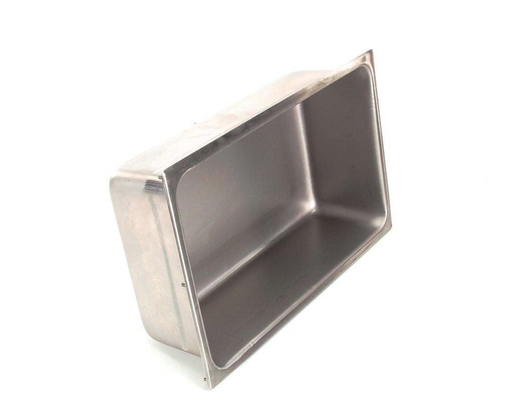 Apw Wyott 55071 No Drain Multi Well Pan