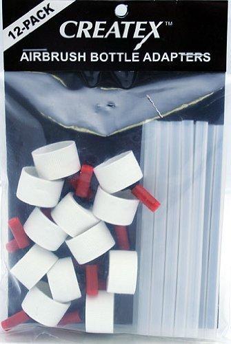 12 Createx Airbrush Paint Bottle ()