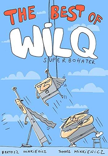 Wilq Superbohater Wilq Superbohater