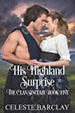 His Highland Surprise (The Clan Sinclair)