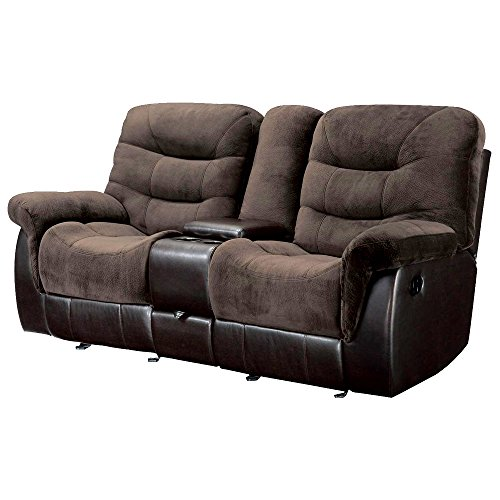 Body Balance System Reclining Sofa with Vibrational Massage