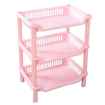 Amazon.com: Storage Box,Clearance!AmyDong Bathroom Shelf 3 Tier ...