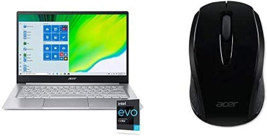 Acer Swift 3 SF314-59-75QC Intel EVO Thin and Light Laptop, 14