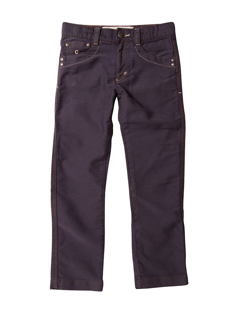 Carrera Jeans Trousers 717 for boy, Straight Style, Plain Colour, Satin Fabric, Regular fit, Regular Waist