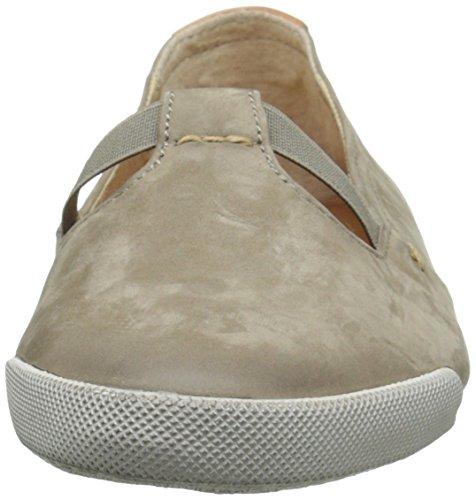 T Frye Grey Womens Bufnu Melanie Fashion Strap Sneaker q7HUf