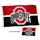 College Flags and Banners Co. Ohio State Buckeyes Double Sided Flag Review