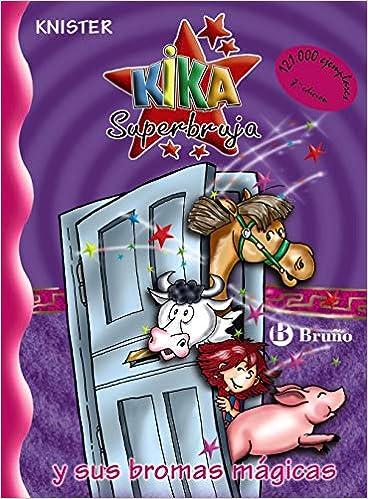 incomodidad del caballo kika