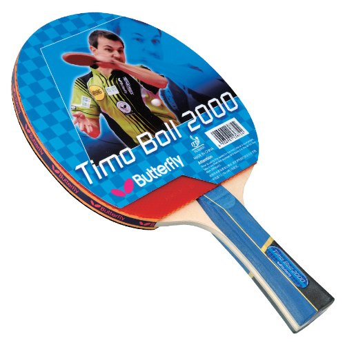 Butterfly 8829 Timo Boll Table Tennis Racket