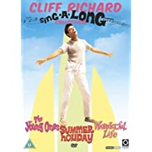 Cliff Richard Sing-a-Long Collection: The Young Ones, Summer Holiday, Wonderful Life