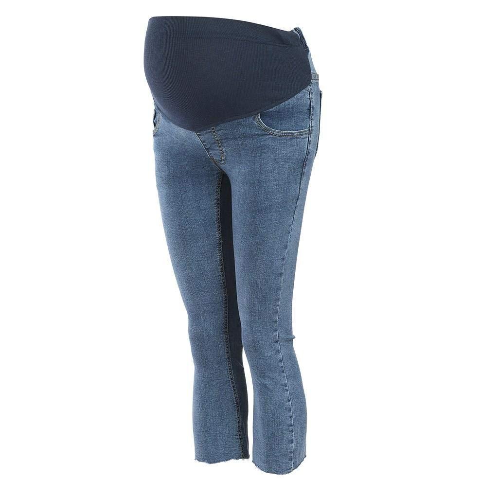 eb772106cff7 VICGREY ❤ Pantaloni Premaman