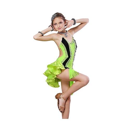 Traje de Baile - Trajes de Baile Latino para niños Nuevo ...