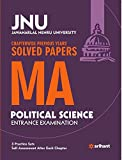 JNU - Chapterwise Previous Years' Solved Papers MA Political Science Entrance Examination