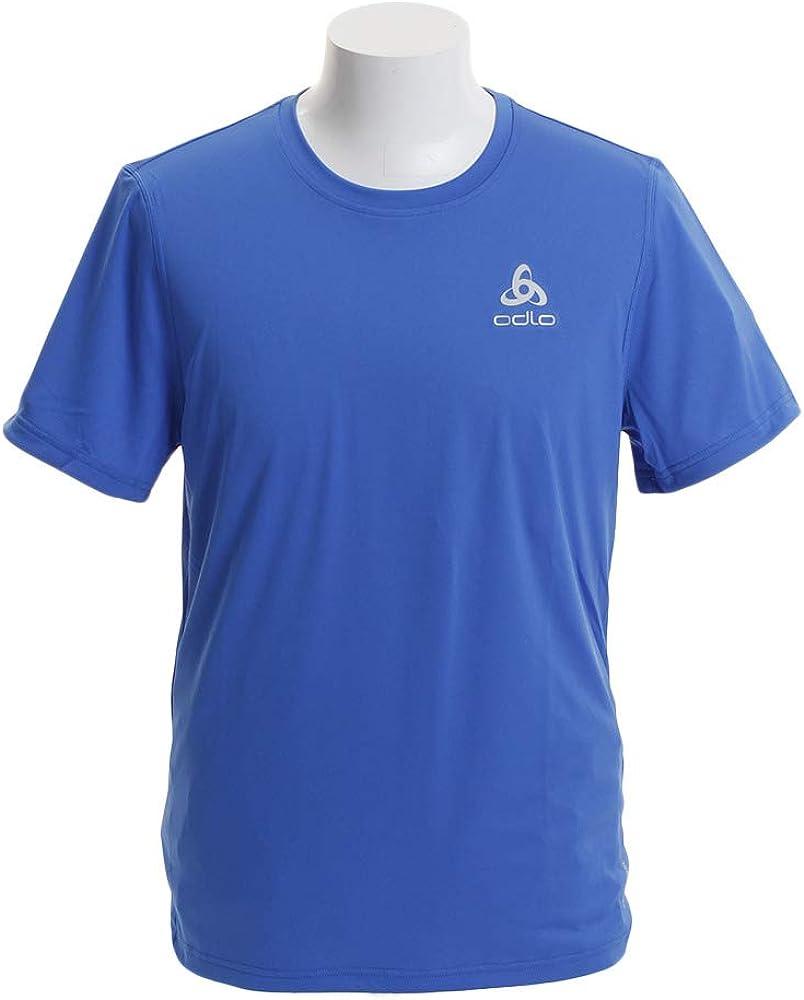 Odlo Bl Top Crew Neck S/S Ceramicool Element Camiseta Hombre