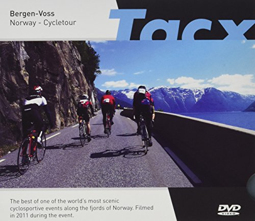 Tacx Real Life Video: Bergen - Voss - Norway for VR Trainers ()