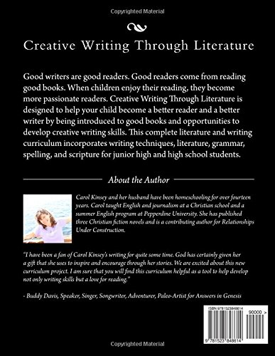 creative writing textbooks for high school A beginning curriculum for high school writing developed by:  writing creative text  we have not used textbooks in order to make this course available to any.