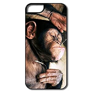 Cool Monkey IPhone 5/5s Case For Birthday Gift