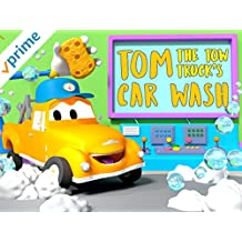 Tom the Tow Truck's Car Wash