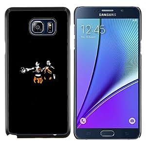 """Be-Star Único Patrón Plástico Duro Fundas Cover Cubre Hard Case Cover Para Samsung Galaxy Note5 / N920 ( Hl Gaming - Media L1Fe"""" )"""