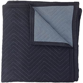 Amazon.com: Moving Blankets - Pro Quality - 72 x 80 Inches - Blue ... : moving quilts - Adamdwight.com