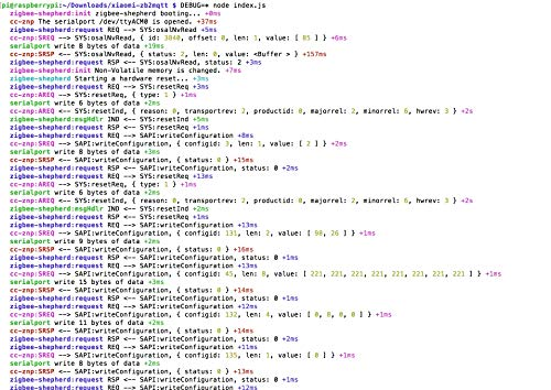 Zigbee Coordinator dongle for Linux, Raspberry Pi w/TI ZNP firmware(RaspBee  Alternative)