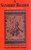 img - for A Sanskrit Reader: Text, Vocabulary and Notes book / textbook / text book