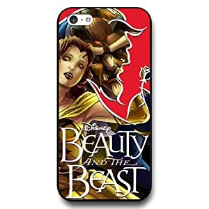 diy phone caseDisney Cartoon Beauty and The Beast, Hard Plastic Case for iphone 6 4.7 inch - Disney Princess iphone 6 4.7 inch Case Cover - Blackdiy phone case