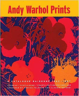 prints by andy warhol from a private collection