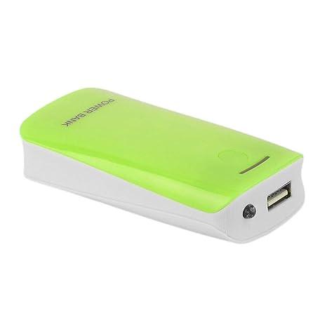 Diseño Creativo 5600mAh Carga USB Cargador de batería de ...