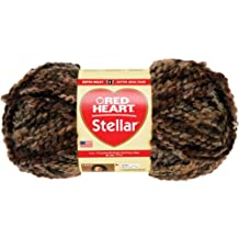 Coats: Yarn Prima Marketing Red Heart Stellar Yarn, Meteorite