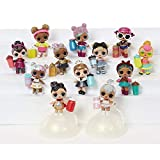 L.O.L. Surprise! Glam Glitter Series Doll with 7