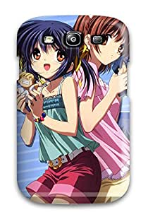 Everett L. Carrasquillo's Shop Best 7365887K10048756 Special Skin Case Cover For Galaxy S3, Popular Clannad Phone Case