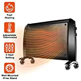 Best Panel Heaters - Air Choice Mica Panel Heater Heat Up Fast Review