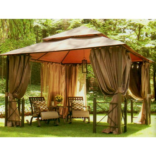 Garden Winds Replacement Canopy For Harbor Gazebo Buy