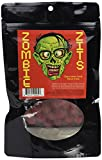 Zombie Zits Snack Food Cherry Lemon Hard Candy Net Wt. 3.5oz