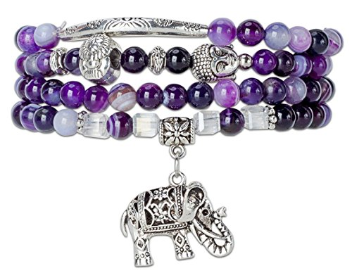 Beginnings Elephant Bracelet SPUNKYsoul Collection product image
