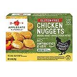 Applegate, Natural Gluten-Free Chicken Nuggets, 8oz (Frozen)