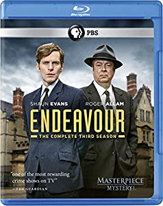 Masterpiece Mystery!: Endeavour Series 3 (UK Edition) Blu-ray by Pbs
